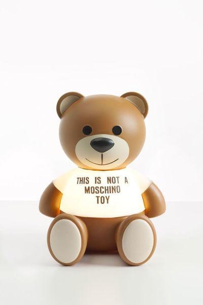 Lampada Toy  Moschino by Jeremy Scott idi Kartell